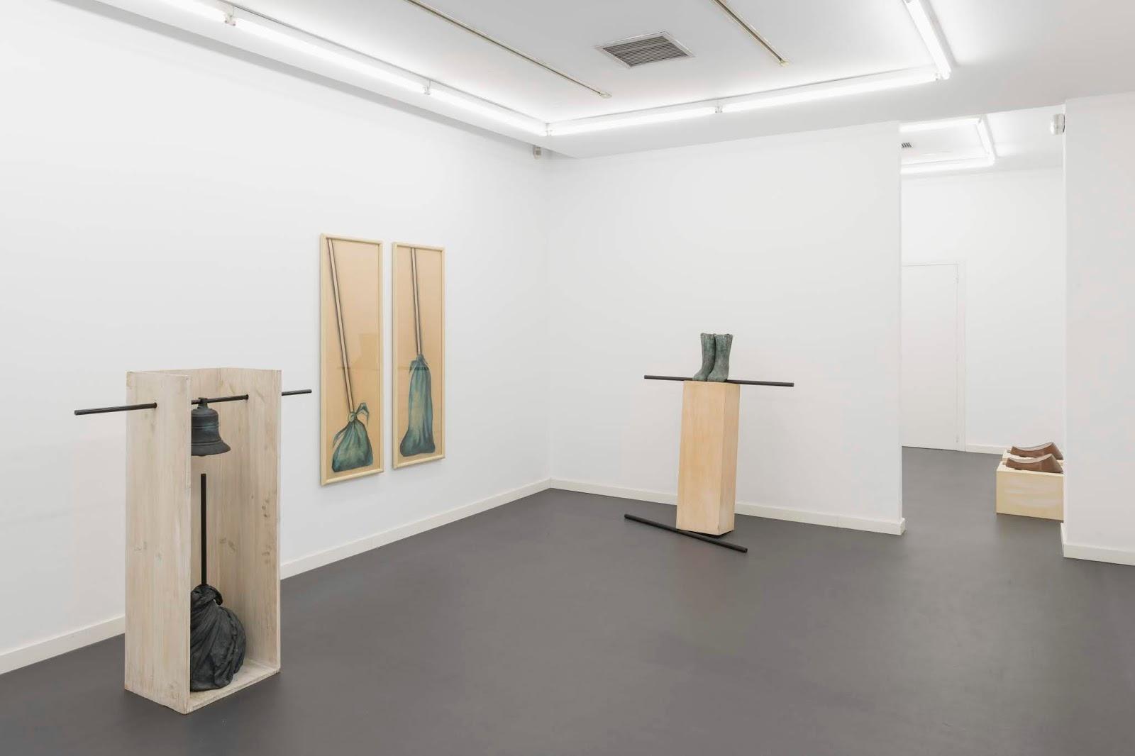 Pepe Espaliú at garcía galería / Madrid
